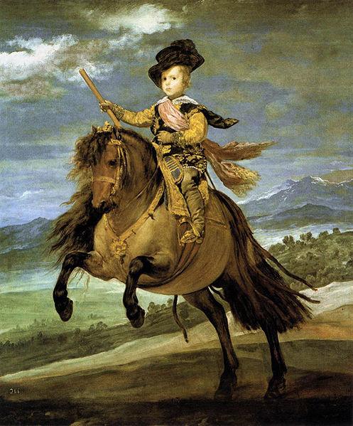 Príncipe Baltasar Carlos