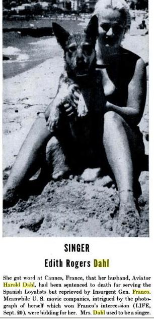 Edith Rogers Dahl