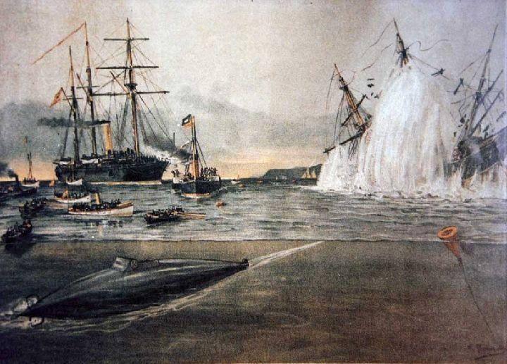 De por qué el submarino de Isaac Peral fue desechado