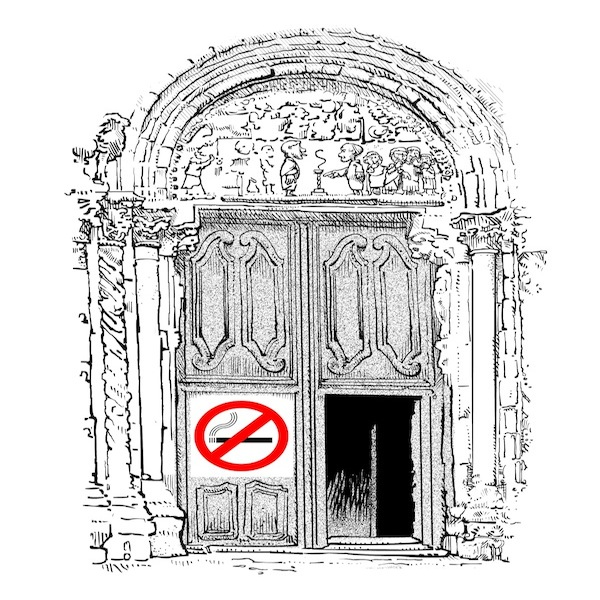 NO FUMARAS