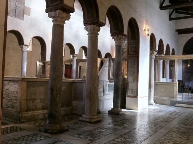 Iglesia de María en Cosmedin