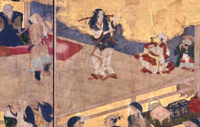 Okuni y su kabuki primigenio