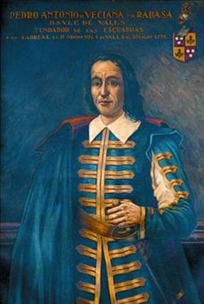 Pere Antoni Veciana i de Rabassa