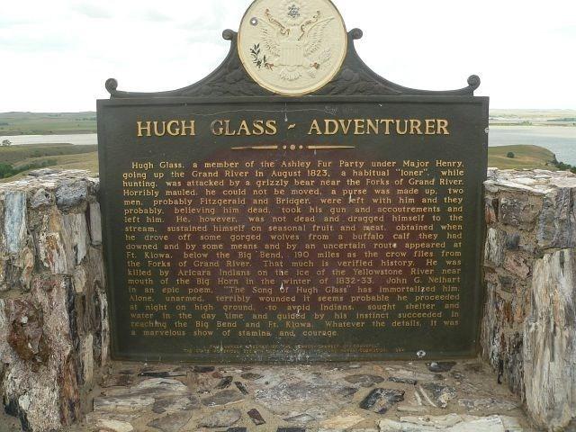 Monumento memoria Hugh Glass