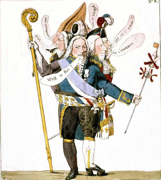 Talleyrand político