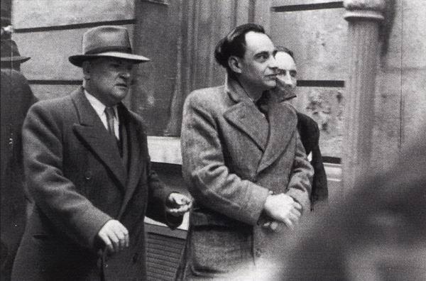 Marcel Petiot detenido