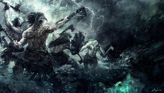 Los Berserker