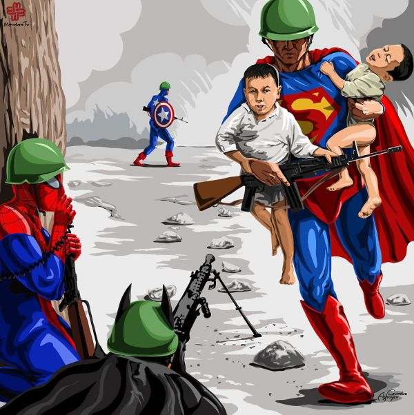 Niños Vietnam - Gunduz