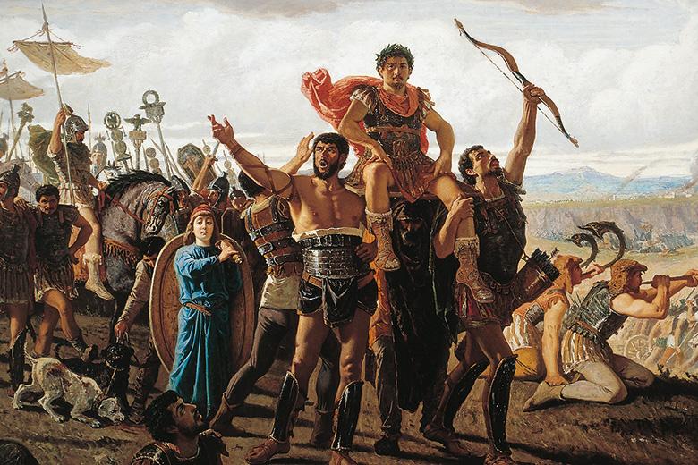 Cuando Cayo Mario y las gentes sin oficio ni beneficio salvaron a Roma del desastre