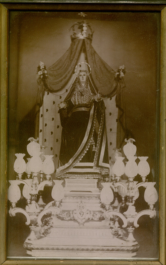 Huéscar Virgen de los Dolores
