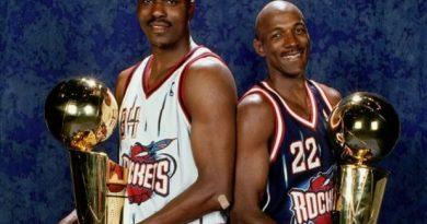 Los Houston Rockets de 1995