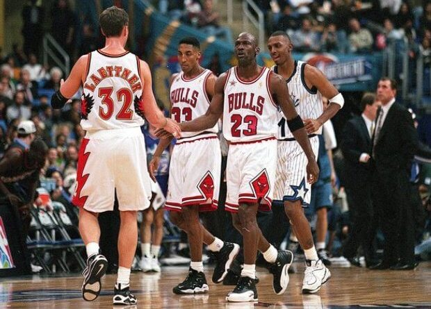 Michael Jordan All Star 1997