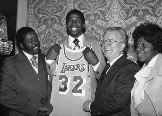 Magic Johnson y el divorcio que cambió la historia de la NBA