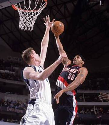 Shawn Bradley Rasheed Wallace
