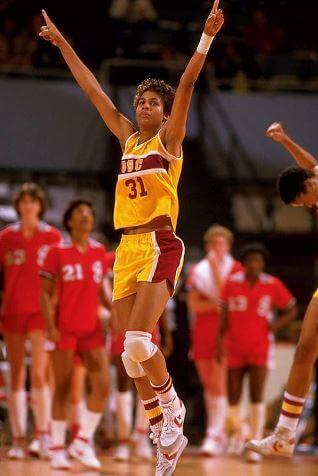 Cheryl Miller en la NCAA
