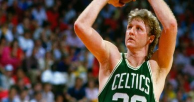 Larry Bird Atlanta Hawks