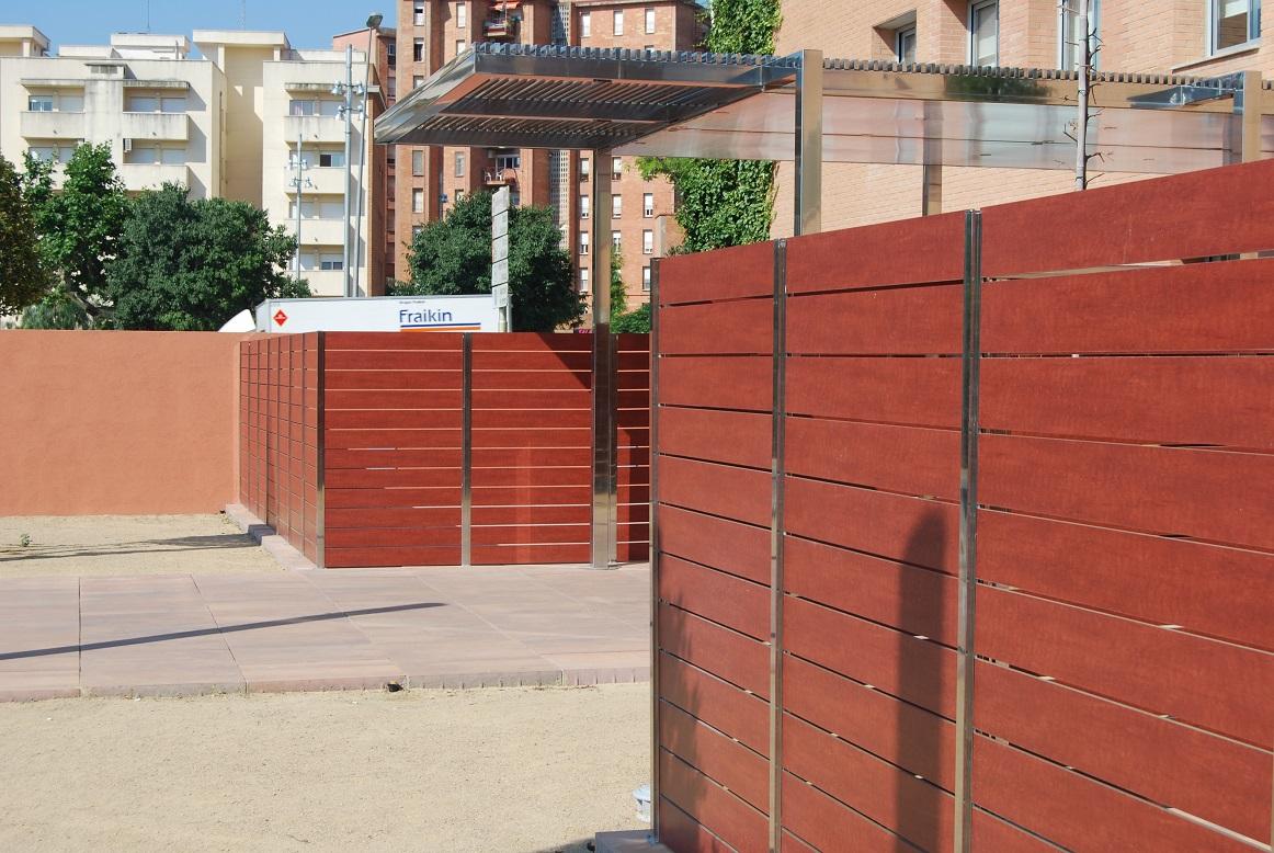 Encontrar imagenes vallas cercados verjas puertas chalet - Vallas para chalets ...