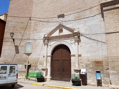 esglesia de Belver