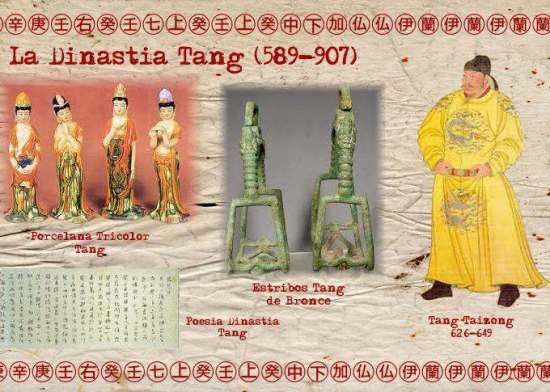Resultado de imagen para dinastía Tang