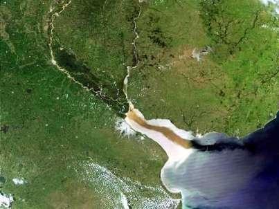 Resultado de imagen para cuenca del plata