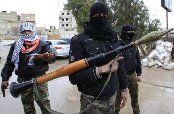 Resultado de imagen de terroristas