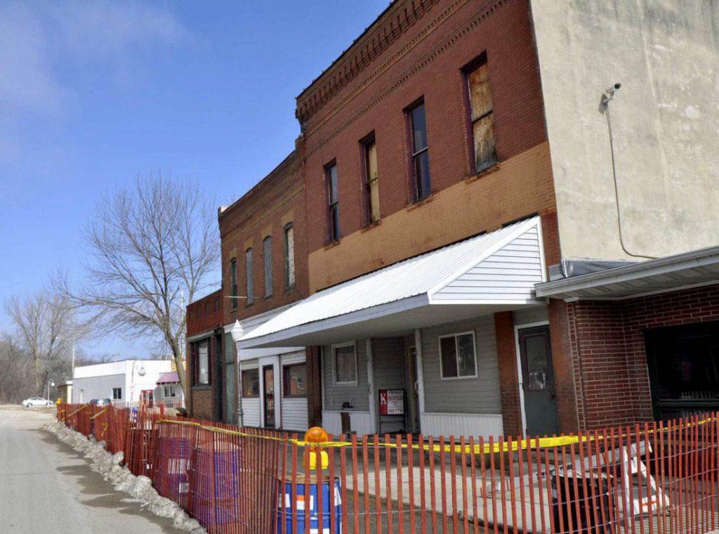 Preserving A Small Iowa Community Historic Design Consulting