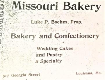 Missouri Bakery