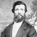 James' father Robert Bowman