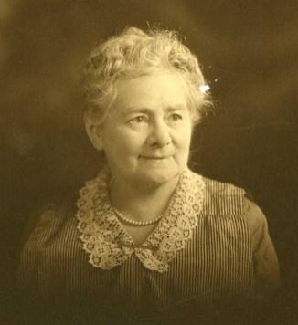 Clara Francis Hind Strassburger