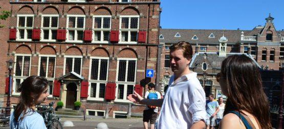 Private city tour Amsterdam