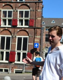 Private city tour Amsterdam