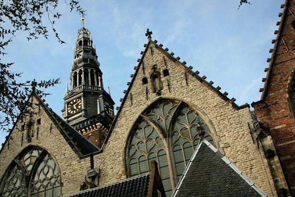 Medieval Amsterdam city tour