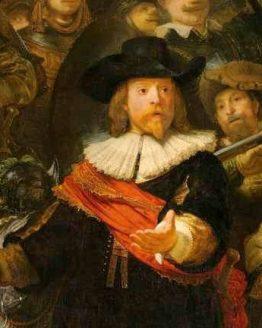 Rembrandt walk