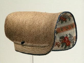 Poke Bonnet 1820 - 30, Charles Paget Wade Hats & Bonnets Exhibition at Berrington Hall 2014