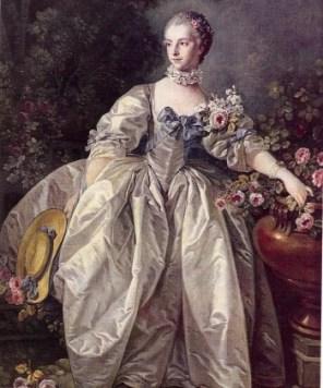 Madame Bergeret, c.1766, by François Boucher
