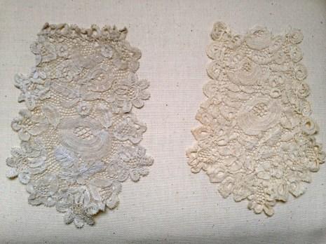 Honiton Lace, Charles Paget Wade Costume Collection at Berrington Hall