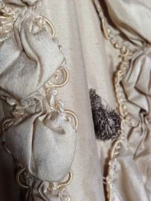 'The Wedding dress', The Duchess exhibition at Berrington Hall, April 1st - June 31st 2014