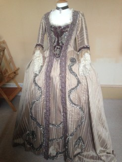 Dressing the Duchess, The Duchess exhibition at Berrington Hall, April 1st - June 31st 2014