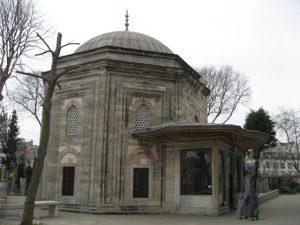 Sultan Bayezid II tomb March 2008