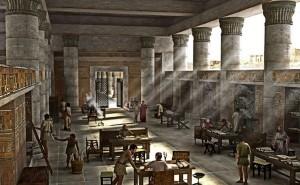 Biblioteca-di-Alessandria