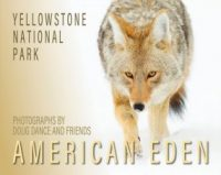 """cover image of book """"American Eden"""" by Doug Dance"""