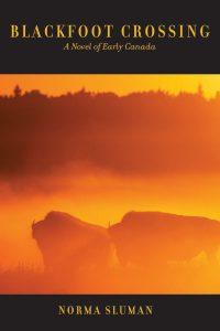 Blackfoot Crossing by Norma Sluman
