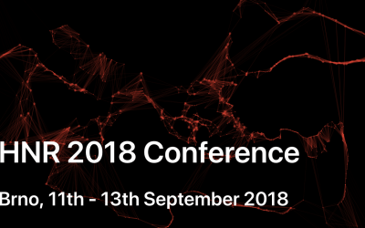 The program for the 2018 HNR Conference in Brno is out