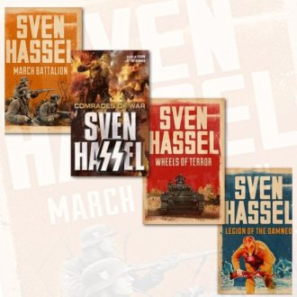 Wheels of Terror by Sven Hassel   Review   Historical Novels Review