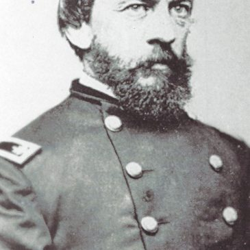 Did you know… John Letterman (December 11, 1824 – March 15, 1872) ?
