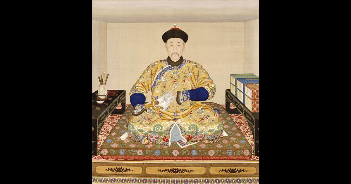 Emperor_Yongzheng