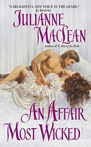 Julianne MacLean – An Affair Most Wicked