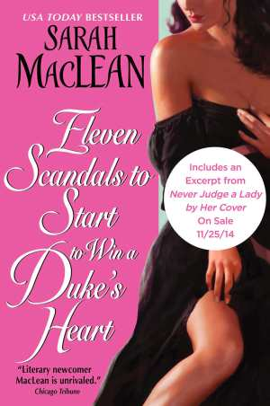 Sarah MacLean – Eleven Scandals to Start to Win a Duke's Heart
