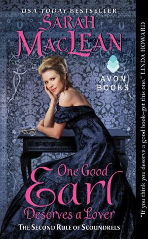 Sarah MacLean – One Good Earl Deserves a Lover