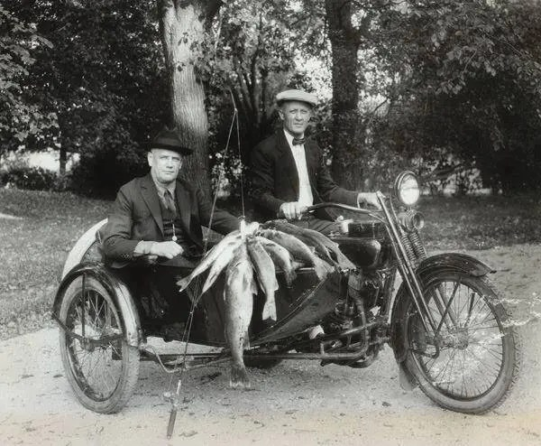 Harley and Davidson